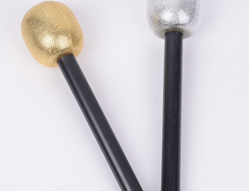 Silver and Gold Microphone Costume Accessory Party Novelties
