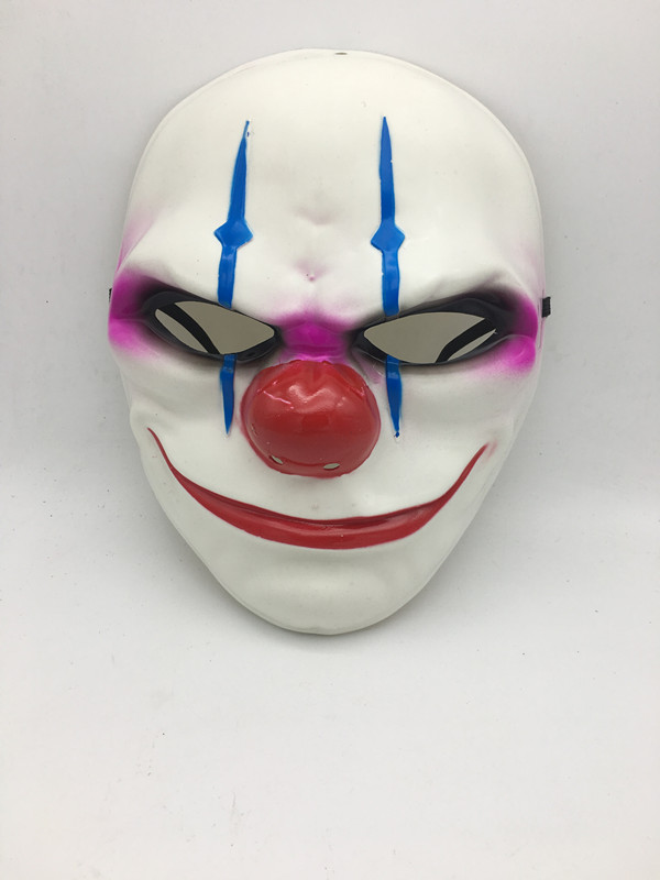 Payday2 Full Face Mask Cosplay Mask