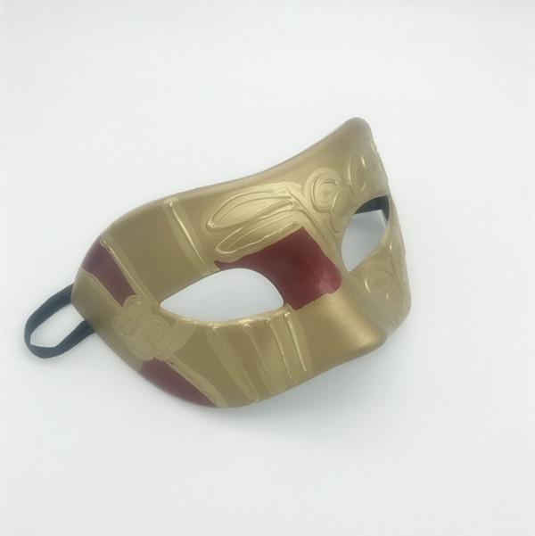 Retro Roman Gladiator Mask
