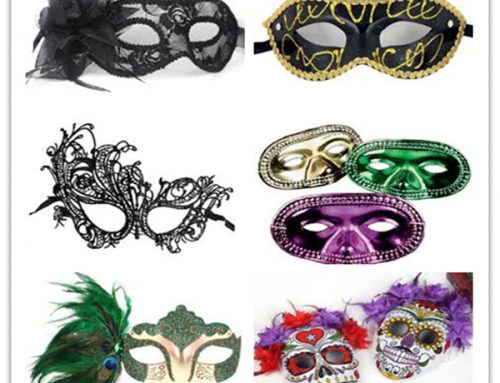 Venetian Mask Or Masquerade Mask? Which You Prefer To A Ball Party?