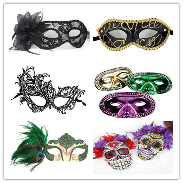 Venetian Mask Or Masquerade Mask