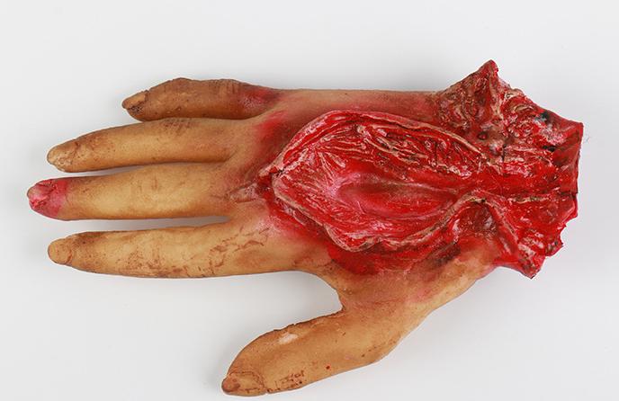 Creepy Bloody Hands