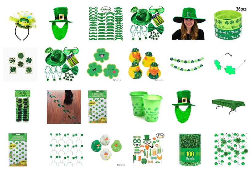 St.Patrick Party Supplies