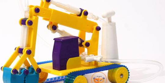 Intelligent Car Toy Mechanical Car DIY Play