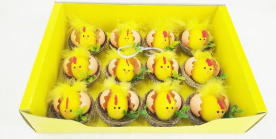 Easter Chicks Small Cute Easter Chicken Easter Party Favors For Kids