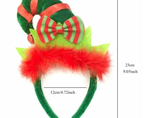 Christmas Toys Headbands Santa Headbands Reindeer ELF Headbands