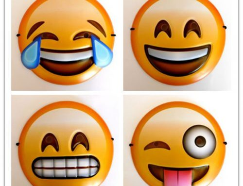 Emoji Masks Party Assorted 4 Styles Novelty Masks For Novelty City