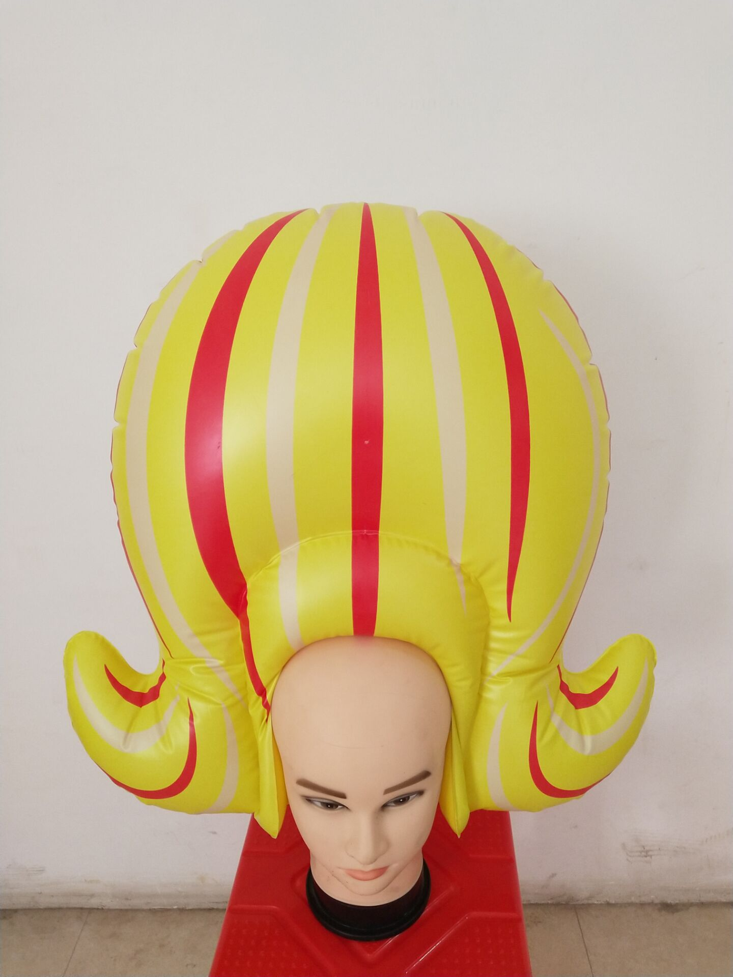 Octopus Inflatable Hat