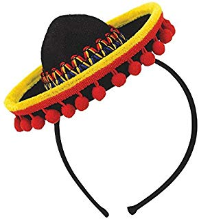 Cinco De Mayo Hat Bopper