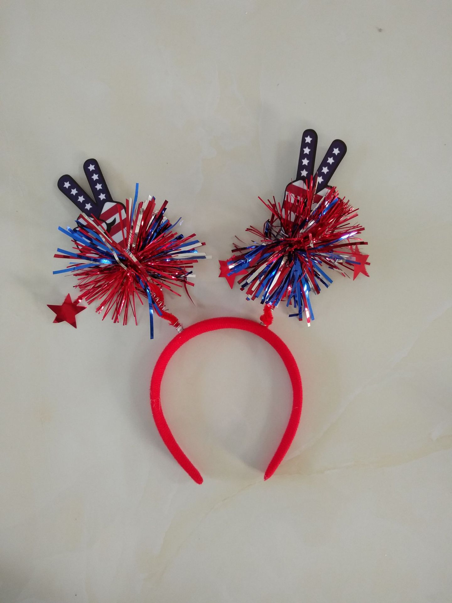 V Style Party Headbopper For USA Independ Day
