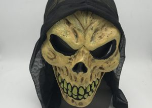 Skull Mask Latex mask For Halloween Party