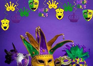 Mardi Gras Party Supplies. Mardi Gras Decorations.
