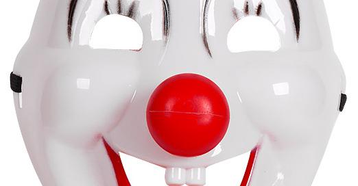 Carnival Mask Clown