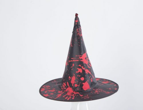 Halloween Scary Witch Hats Party Masquerade Cosplay Costume Women Accessory