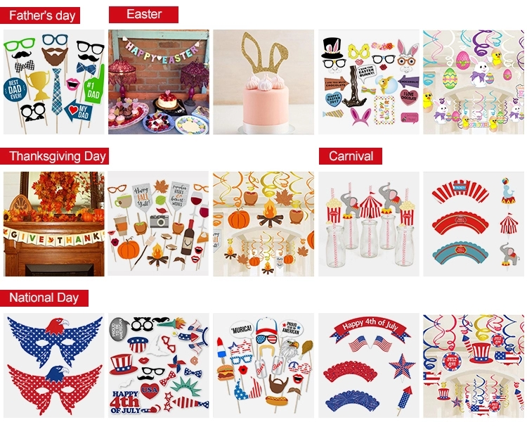 Patriotic Party Decoration Party Gift