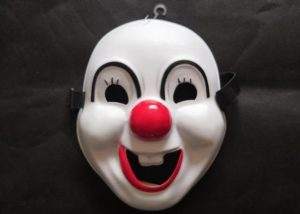 Carnival mask Clown Laughs