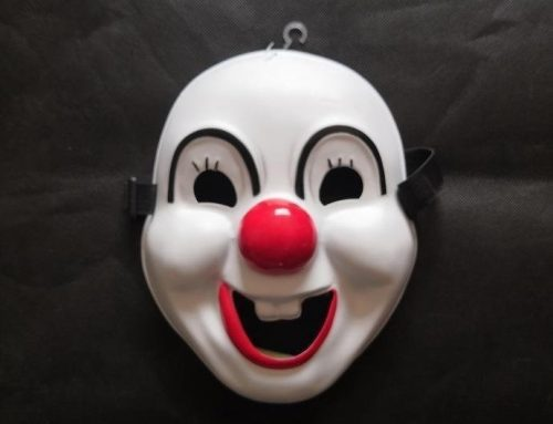 Carnival Mask Clown Laugh Хэллоуин костюм Карнавальная маска