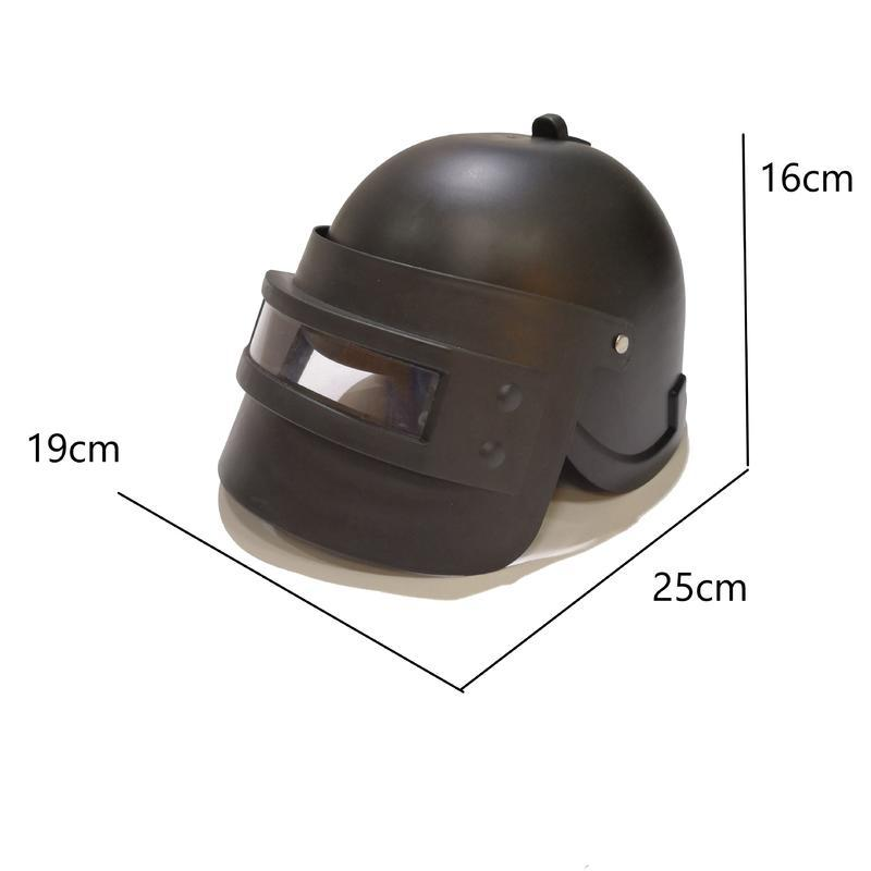 Jedi Survival Cosplay Props Third-Level Helmet Eat Chicken Game Size