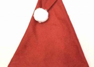 Christmas Santa Hat Red White Santa Claus' Cap Xmas Hat