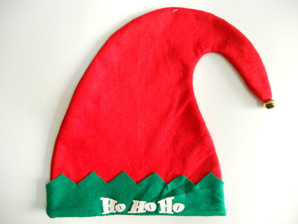 Elf Hats For Xmas Holiday