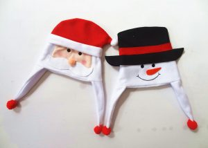 Christmas Santa Hat Snowman Hats