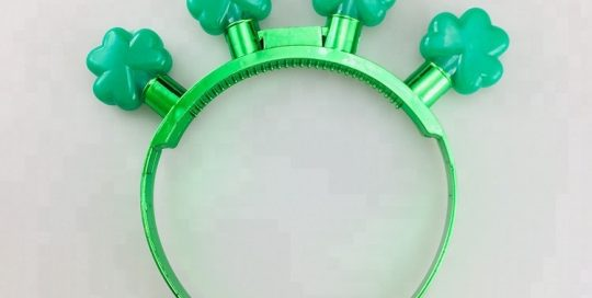 Clover Headband Sharmlock Headband Led Light Up