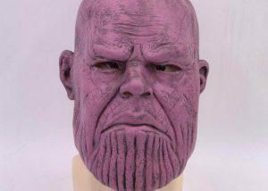 Thanos Full Head Latex Mask