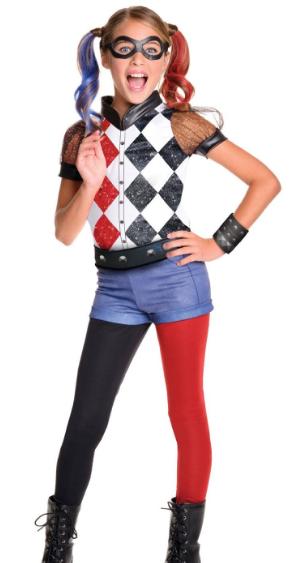 Girl Joke Costume