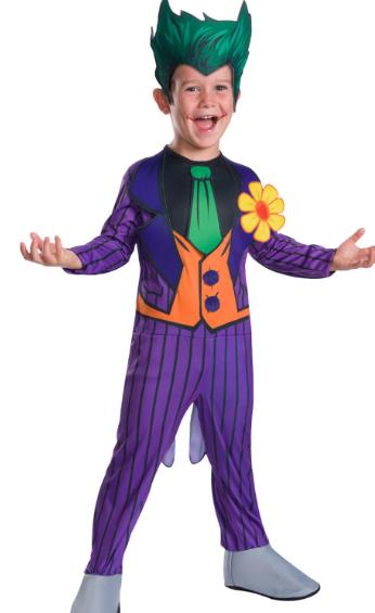 Halloween Boy Costume