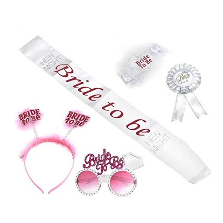 Hen Party Wedding Party Set