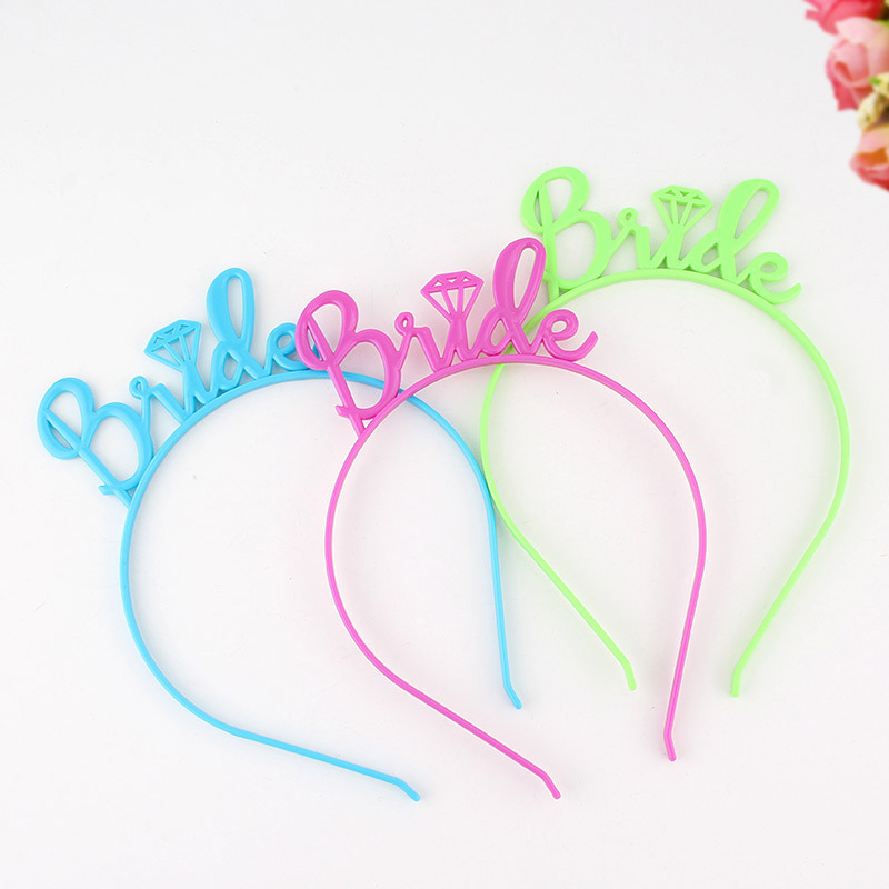 Headband for Bridal Shower Bachelorette Night Hen Party