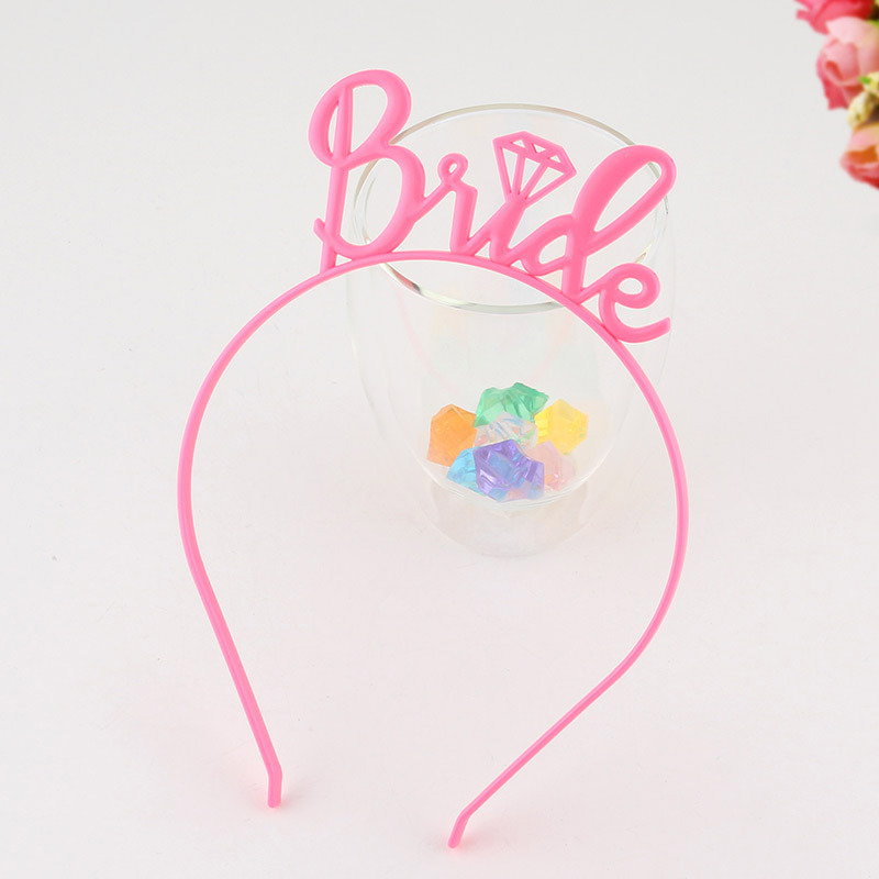 Hen Party Bride To Be Headband Wedding Party