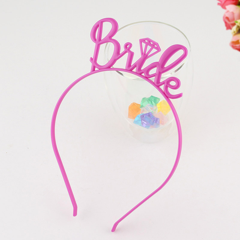 Bride Headband head boppers Bachlorette Hens Party Favors Gifts Supplies Accessories
