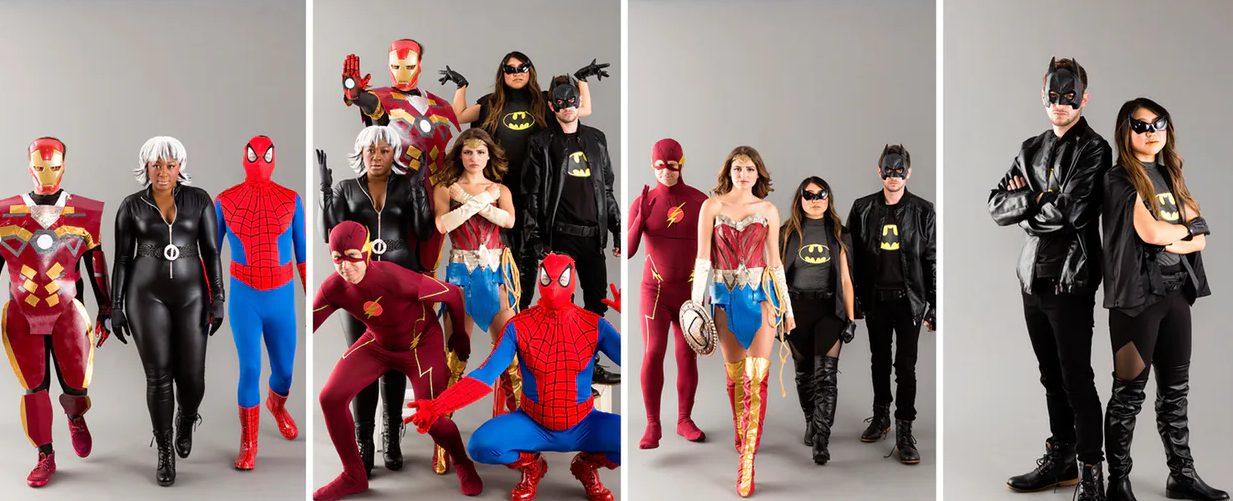Marvels-Superhero Costumes