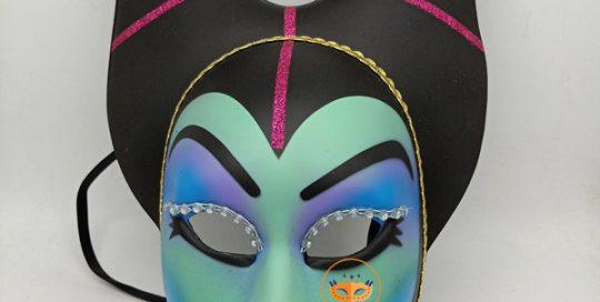 Halloween Evil Queen Mask
