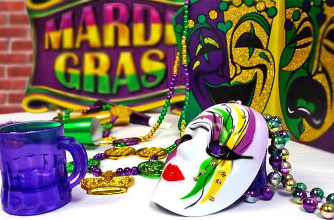 Mardi_Gras Party Parade Supplies