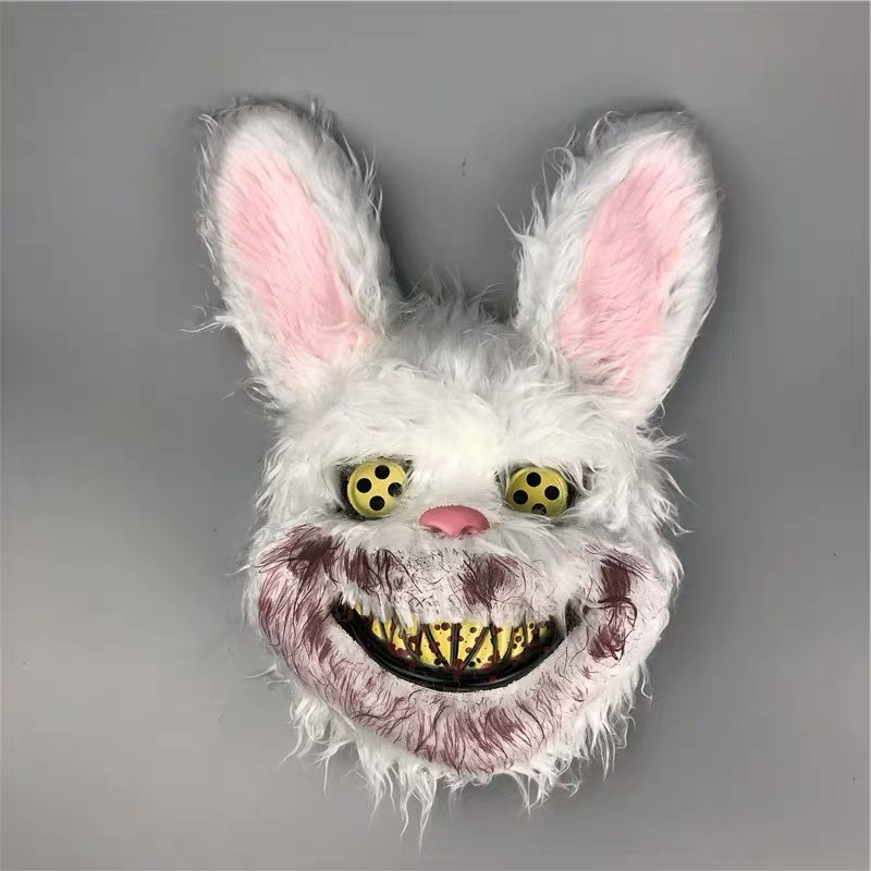 Adult Killer Rabbit Face Mask