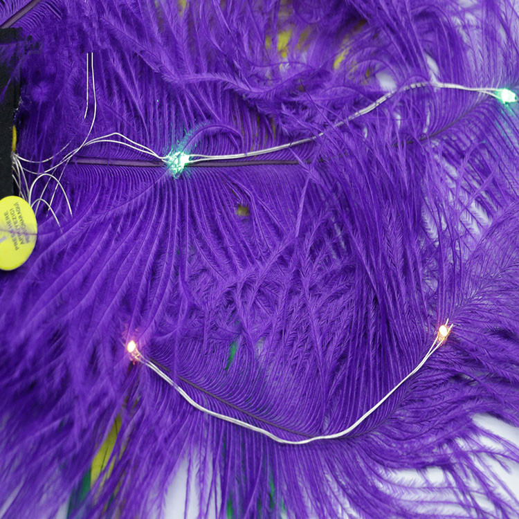 Mardi Gras Masquerade Carnival LED Party Face Mask