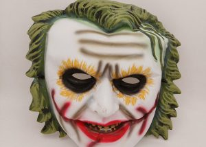 Knight Joker Clown Mask